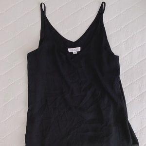 Stella Luce Tank Top  Sleeveless Tee Black